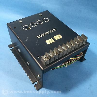 Minarik Electric Co M29Oud4 Adjustable Speed Control Controller Usip
