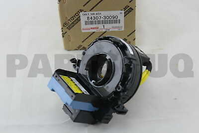 8430730090 Genuine Toyota CABLE SUB-ASSY, SPIRAL 84307-30090