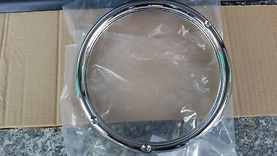 Vw Maggiolino Beetle Cox T2 Ghiera Faro Headlight Ring Enjoliveur Phare