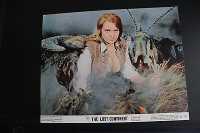Hammer Films - The Lost Continent - Us Lobby Card #2