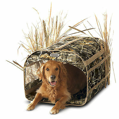 Hunt Dog Retriever Blind and Decoy Bag in RealTree Max-4