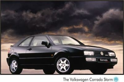 CORRADO STORM VR6 VW Poster Photo Volkswagen Stunning Limited Edition *A1 Size*