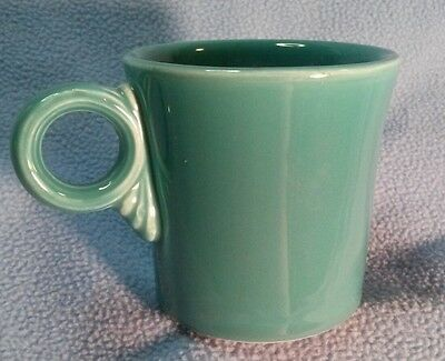 Vintage Fiesta Original Turquoise Tom & Jerry Mug~ Great Condition!