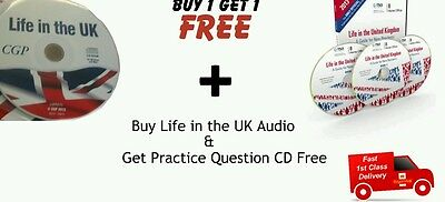 latest Life in the Uk Test practice question and audio cd 2017 3rd edition (2 cd