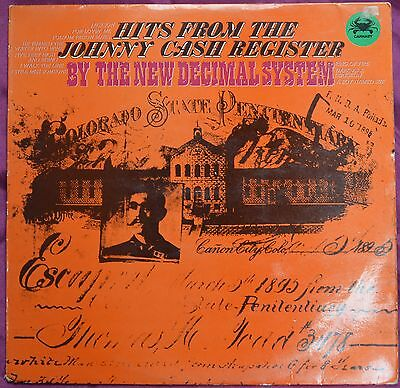 The New Decimal System – Hits From The Johnny Cash Register LP – 6473 751 – VG