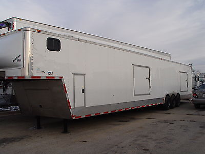 2016  enclosed 48 feet  car hauler trailer