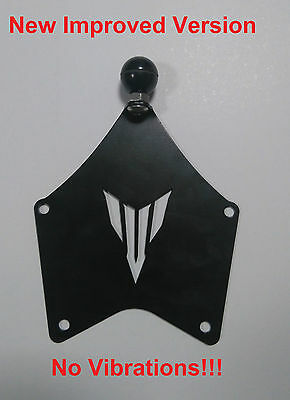 New! Yamaha MT-09 Tracer GPS Phone Holder RamMount Type, CosmoMotoAccessories