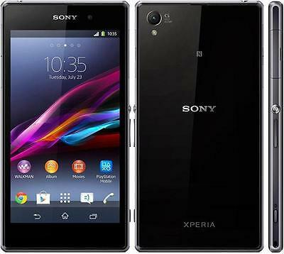 New Sony Xperia Z1 Mobile Phone Camera Phone Progs