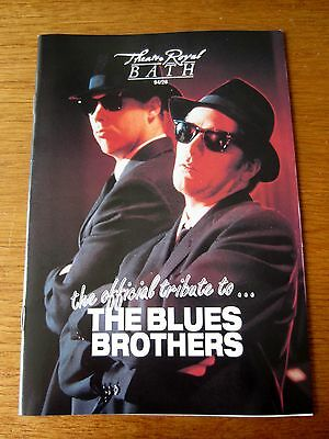 The Blues Brothers - 1994 Bath Theatre Royal Programme