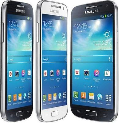 NEW SAMSUNG GALAXY S4 mini I9190 MOBILE PHONE CAMERA PHONE PROGS