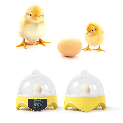 Practical Automatic Digital 7 Egg Turning Incubator Chicken Temperature Control