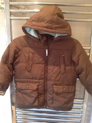 Marks and Spencer  childs padded coat 6-7 Years