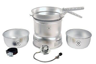 Trangia 27 Cookset With Gas Burner. Delivery is Free
