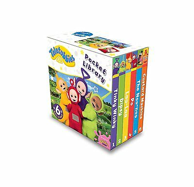 Teletubbies: Pocket Library Board book – 30 Jun 2016 Book/Gift BN