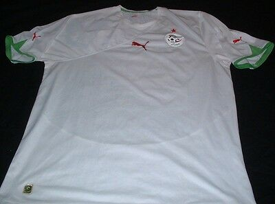 Unknown Arabic Middle East Football Soccer XL Extra Large Mans Away Jersey