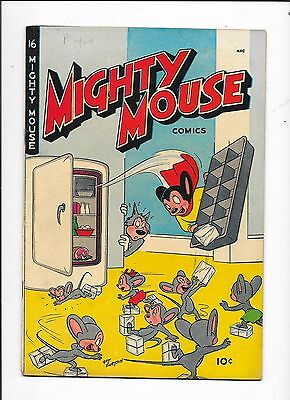 Mighty Mouse #16 St John Publishing (1950) Golden Age
