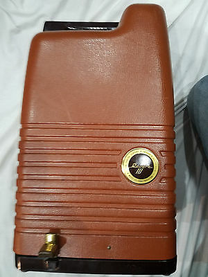 Vintage Revere Camera Co. Movie Projector With Case  Model 48 16mm Film