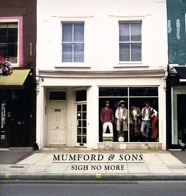 MUMFORD & and SONS Sigh No More VINYL LP 2009 (12 Tracks) NEW & SEALED