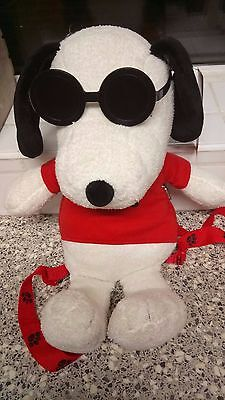 Large Snoopy Backpack - Peanuts