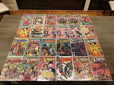 Uncanny X-Men 148-542 You-Pick 20 Books Free Shipping!!!