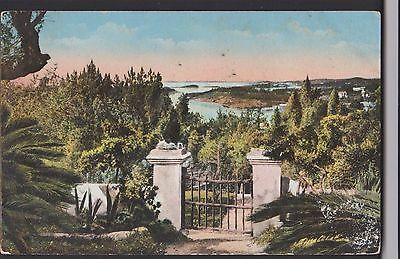 Thoughtful Christmas Present? Bermuda Postcard Possibly Before 1910. Unposted.