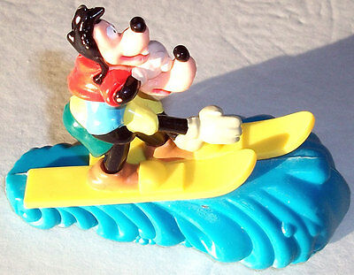 Disney ~ GOOFY and MAX, Surfing, The Goofy Movie, Burger King, Car ~ TOY