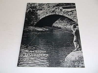 NEW HAMPSHIRE TROUBADOUR, Covered Bridges, Pemigewasset River, April 1942