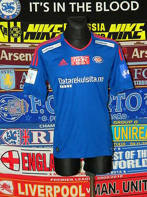 5/5 Vålerenga adults M 2010 MINT football shirt jersey trikot skjorta soccer