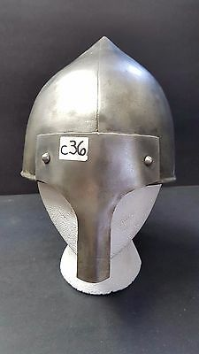 Helmet Old Cinema Production From France  Z34