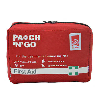 St John Patch N Go First Aid Kit