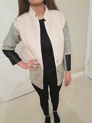 Girls River island BNWT WINTER JACKET AGE 9-10 or suit size 6-8 petite person
