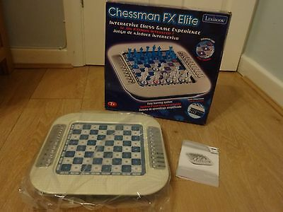 Electronic Chess Game FX Elite (originally £50)