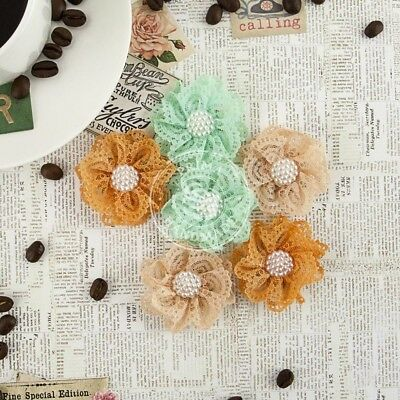 Prima Coffee Break Flowers - 6 pack (578527)