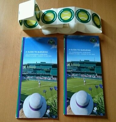 Wimbledon 2016 queue guides Sunday 10th July Mens Final Andy Murray