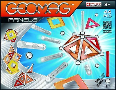Geomag Panels 44 - Swiss made magnetic game