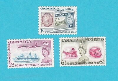 JAMAICA 1960 MNH Stamps COLLECTION  . lot#324