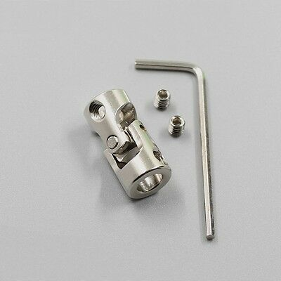 Metal Universal Joint Coupling Steering Gear Model Accessories&Screw Wrench