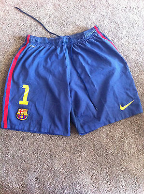 Barcelona FCB Nike Dri Fit Shorts #1 *XL*