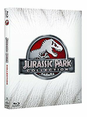 Jurassic Park Collection (4 Blu-Ray) Blu-ray