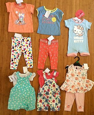 Baby Girl Clothing - New With Tags - Size 000 - 0-3 Months