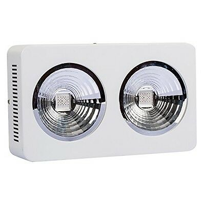 Roleadro 400w COB LED Grow Light Hydroponics Indoor Plant Growing for Vegetable