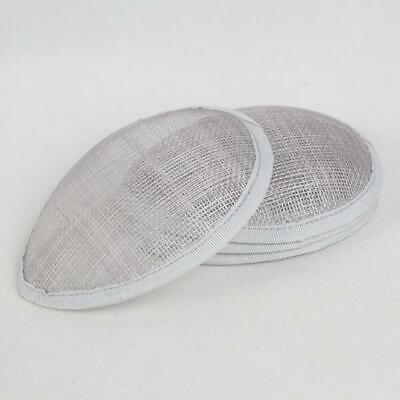 Waterdrop Sinamay Base Hat for Party Wedding Fascinator Hats Millinery Craft Use