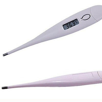 Household Adult Baby Electronic Thermometer LCD Display Fever Measuring Usefull
