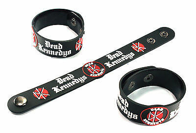 DEAD KENNEDYS New! Rubber Bracelet Wristband Free Shipping  vr377
