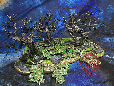 Warhammer Age of Sigmar Scenery DPS painted Citadel Wood AP1499-1