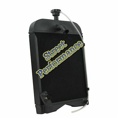 BEST FITS Ford Tractor 8N8005 2N 8N 9N HOT SALE Radiator With Cap