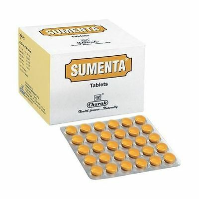 Charak Sumenta Tablet | 30 Tablets | Direct From India - FREE SHIPPING