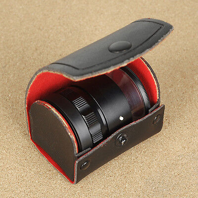 LED 10X Optical Lens Loupe Magnifier 0.1mm Scale Cylindrical Magnifying Glass