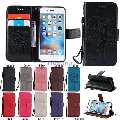 Magnetic Flip Cover Stand Wallet Leather Case Skin For Microsoft Nokia Lumia