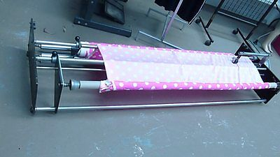 fabric rolling machine for shop